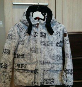 Куртка Reima ,рост 128-130 цена 2000