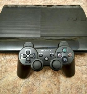 Sony Play Station3 500g+игры