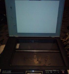 Принтер со сканером
