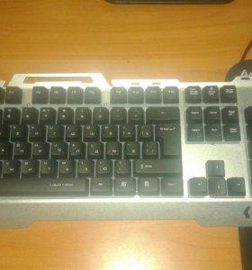Клавиатура с подсветкой DEXP