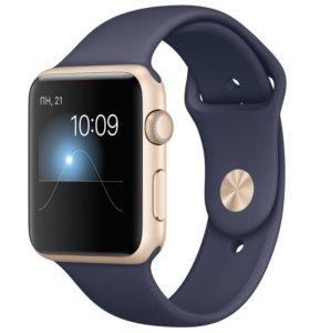 Apple Watch 1 series sport gold, 42mm