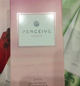 Духи Avon Perceive Oasis