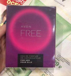 Духи Avon FREE для неё