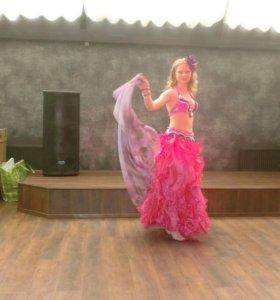 Костюм для танца живота bellydance