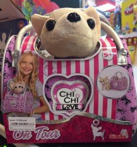 Собачка Чихуахуа chi-chi love. ТЦ ВИТ, Бегемотик