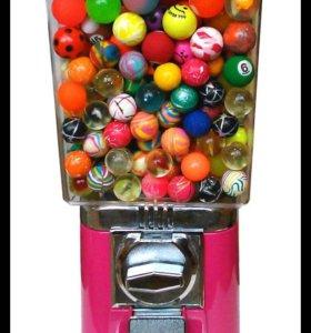 Вендинг автомат по продаже жевательной резинки