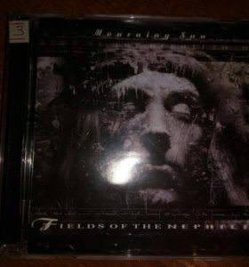 "Fields of the Nephilim ""Mourning Sun"""