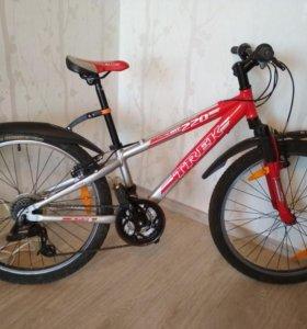 Велосипед горный для подростка Trek mt 220