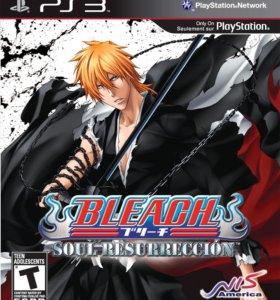 Bleach Soul Resurreccion . PS3