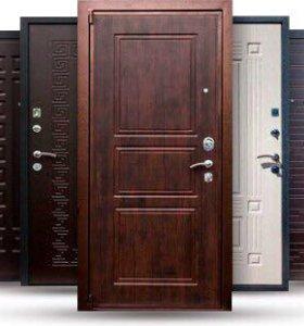 Входные двери (металлические)