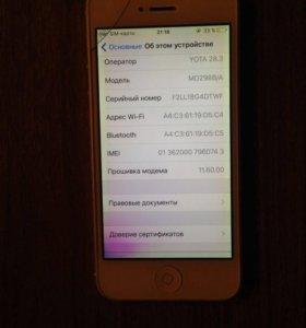 iPhone 5 телефон