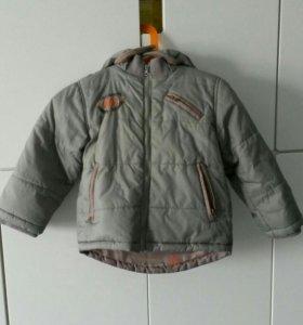 Куртка детская д/с
