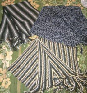 Любой мужской шарф 200р.