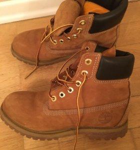 Ботинки Timberland женские