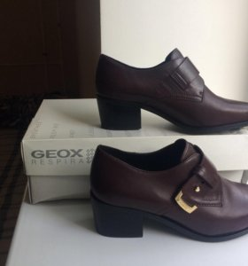 Туфли GEOX цвет -марсала