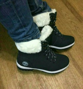 Новые ботинки зима 35 размер