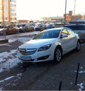 Opel Insignia 2014, пробег 55 000