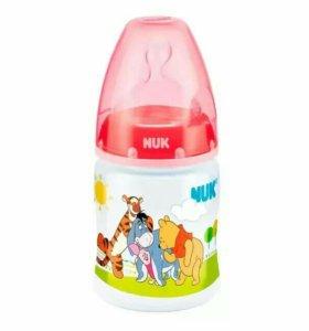 Новая бутылочка Nuk 0-6