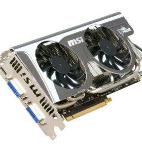 Видеокарта GTX 560Ti 1Gb DDR5 256Bit