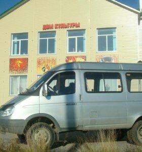 ГАЗ-322173. Специализиронное пассажирское ТС