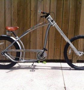 Велосипед-чоппер