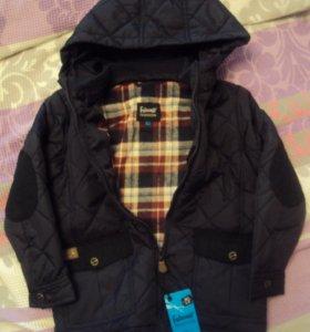 Демисезонная куртка Futurino р.110