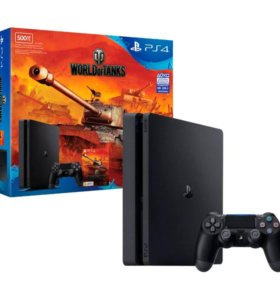 PlaysTation 4 World of Tanks edition