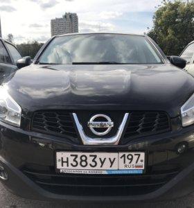 Ниссан Кашкай Nissan Qashqai