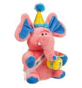 """🎀Поющая игрушка """"Слоненок Фантик""""🎀"""