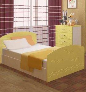 Кровать новая детская с фабрики
