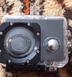 Экшен камера Ginzzu