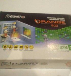 Усилитель сигнала сотовой связи Orange 900