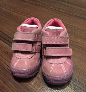 Ботинки Miniman осень-весна