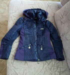 Куртка на осень р-р 120-130