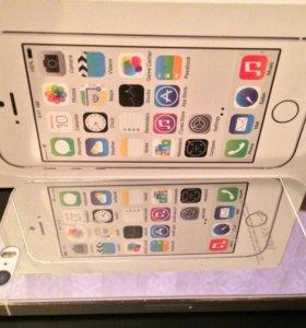 Apple iPhone 5S Silver 32Gb