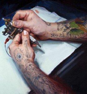Обучение Художественной Татуировке