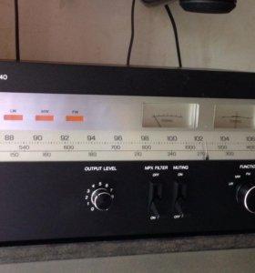Продам тюнер SANYO FMT 611LU EXPERT 1640