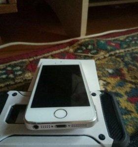 IPhone 5s Отлично состоян Всем комплекть 32гб