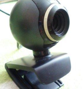 СРОЧНО!!! Веб-камера Logitech ДЗЕМГИ