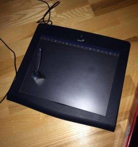 Графический планшет Genius PenSketch 9x12