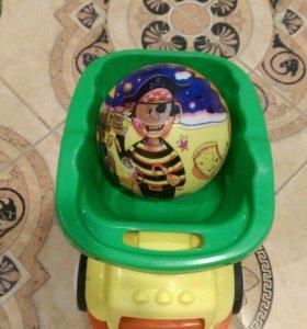 Детская машина (+ подарок )
