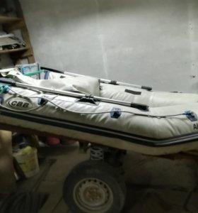 Лодка под мотор 15 л/с