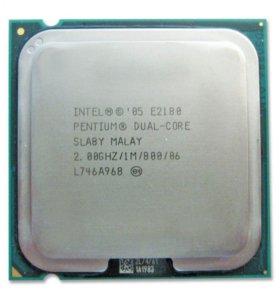 Процессоры Intel - 775