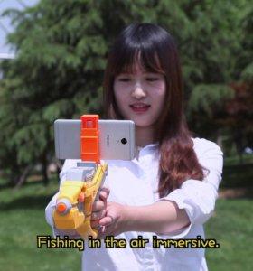 Новый автомат виртуальной реальности AR Game Gun