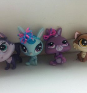 Бантики для Littlest Pet Shop