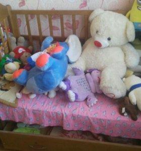 Кроватка кровать детская