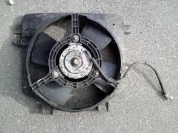 Вентилятор радиатора ваз 2110 2112 2111