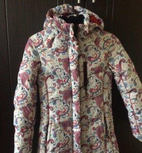 Продам куртку размер 134
