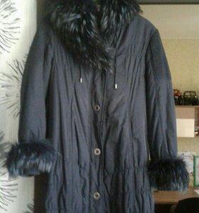 Продам пальто - пуховик