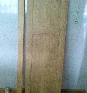 Шлифовка и покраска деревьяных изделий(монтаж)
